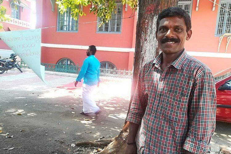 Kerala man from landslide-hit village wins first prize in mimicry