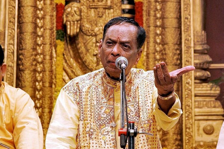 Balamuraliji was a path-breaking artist never afraid to experiment violinist Ambi Subramaniam