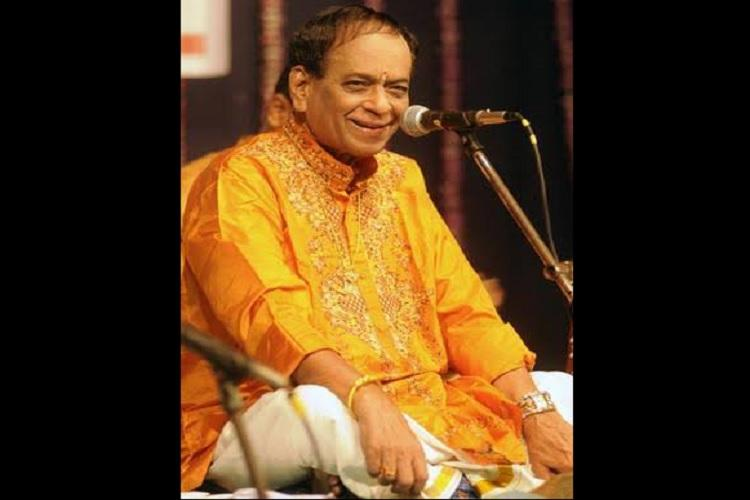 A legend who touched all of us Celebrities pay respect to Balamuralikrishna