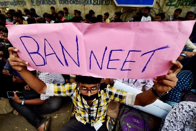 Setback to anti-NEET campaign SC says No to protests disrupting life in TN calls it contempt of court