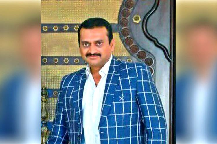 Tollywood producer Bandla Ganesh booked under SCST Act by Hyd police