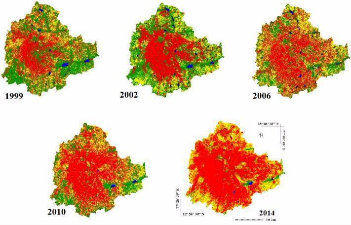 Five research charts show how Bengaluru is gradually becoming an unliveable city