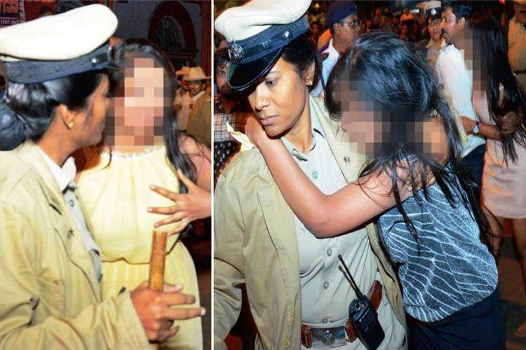 It was tough we helped many people Bengaluru cops on what happened on New Years Eve