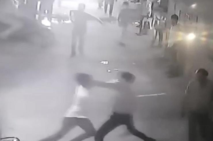 CCTV footage emerges of man being chased and killed in Bengaluru