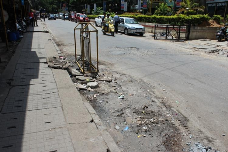 Survey finds 91 of pedestrian crossings and 42 footpaths in Bengaluru not usable