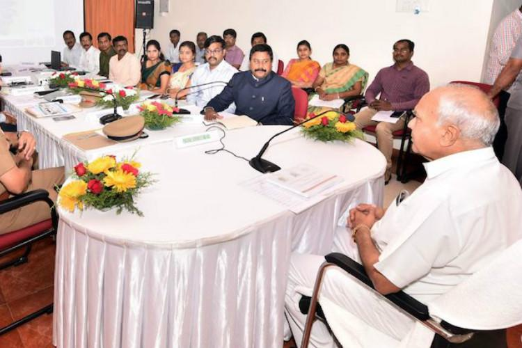 Casual meeting or Governors overreach Purohits meet with TN govt officials raises eyebrows