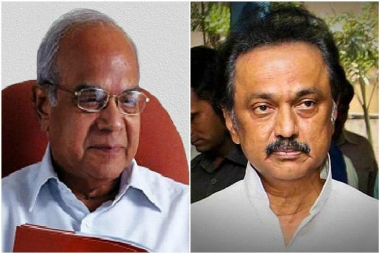 TN Governor warns of legal action against DMK if it tries to overawe his office