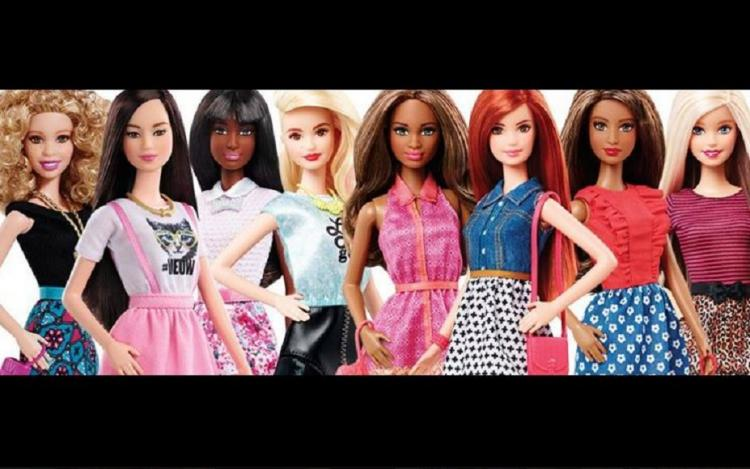 Drastic plastic a look at Barbies new bodies