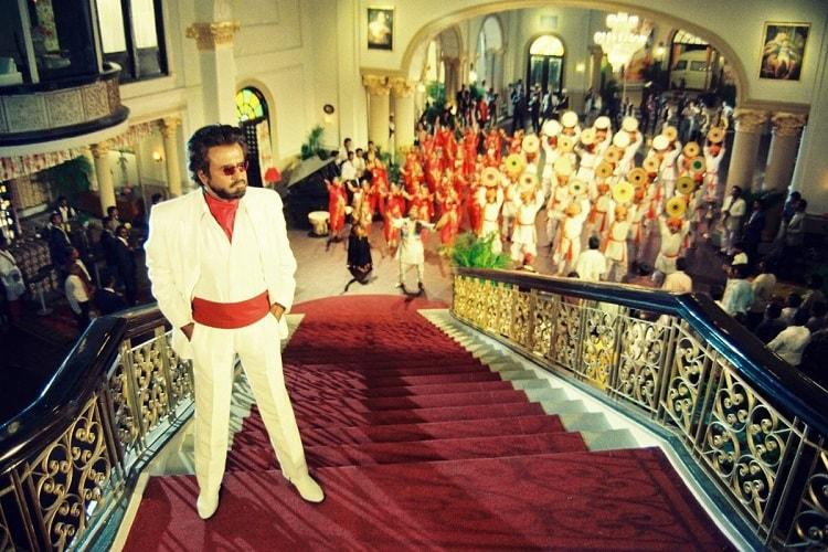 Digitally remastered trailer of Baasha out You can watch it a 100 times and more