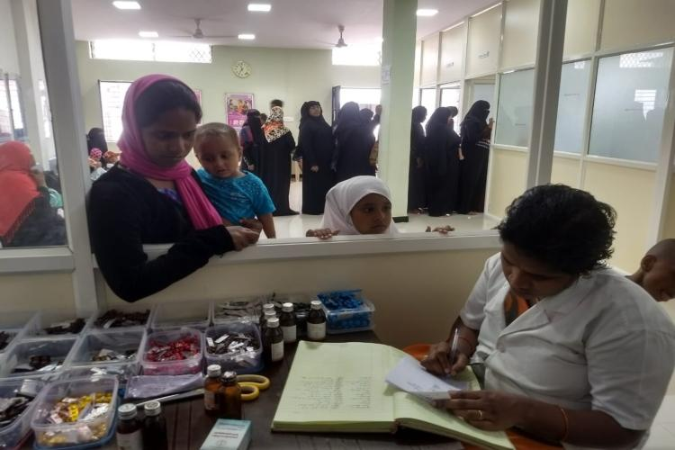 With free services Hyds Basthi Dawakhanas are changing healthcare for the poor