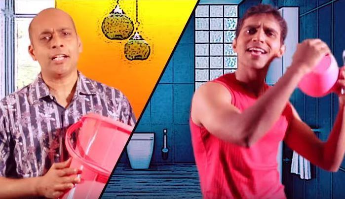 Are you a passionate bathroom singer Here is the awesome Bathroom Singers Anthem for you