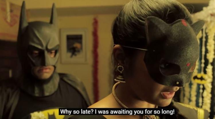 When Batman from Chennai got married