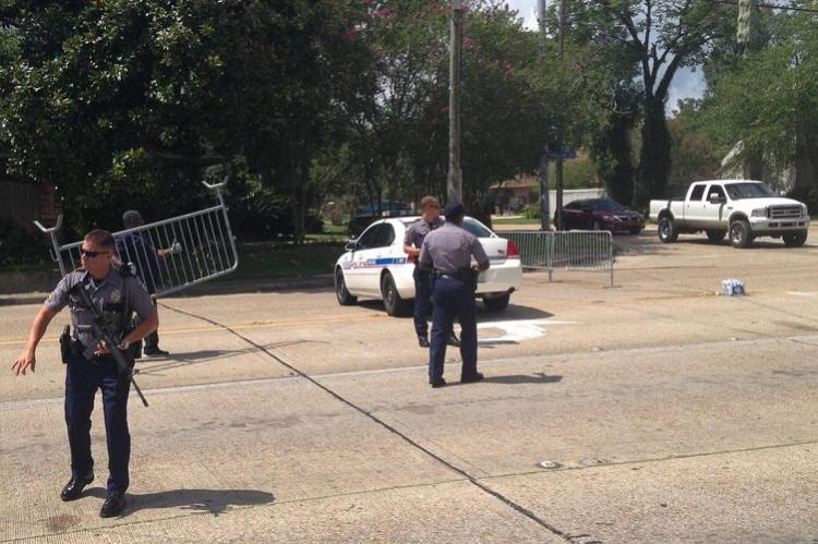 Another police shooting in US 3 policemen killed 3 wounded in Baton Rouge