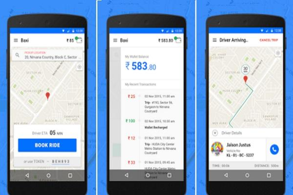 Ola and Uber have a new competitor: Baxi to launch cab aggregation