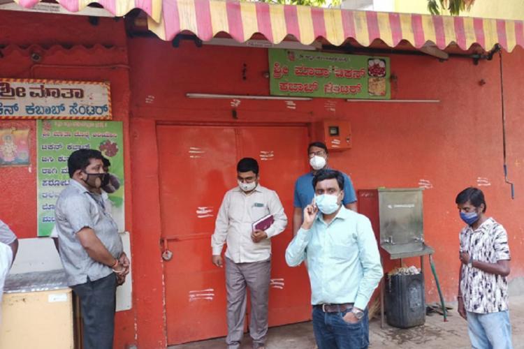 Officials shut down ne juice shop for violting COVID-19 behaviours