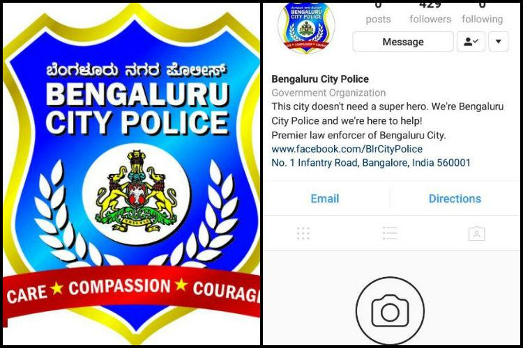 Bengaluru police goes for the fancy filters launches Instagram account