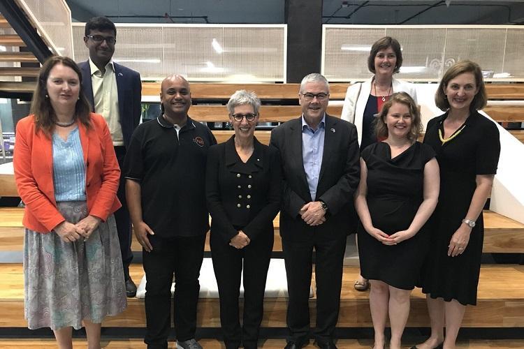 T-Hub Australia-based Beanstalk AgTech partner for market access program