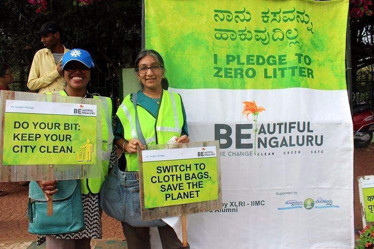 Two women are on a mission to keep Bengaluru litter free and their first stop is Lalbagh