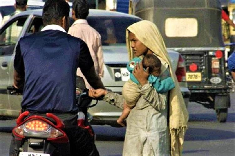With Ivanka Trump gone and GES over beggars return to Hyderabads streets