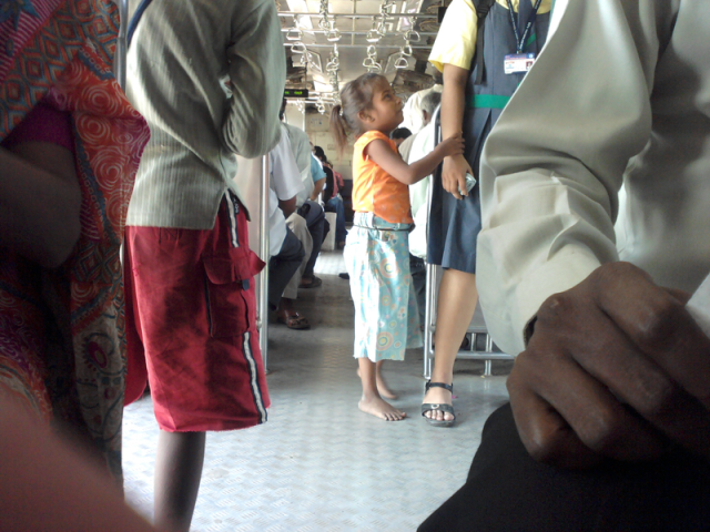 Did Bengaluru polices Operation Smile against begging pick up kids just because they looked poor