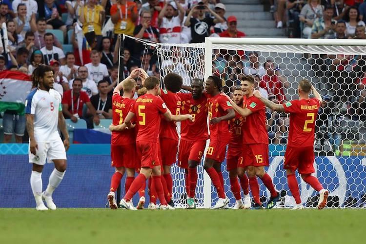 FIFA World Cup Belgium ride Lukaku brace to blank Panama 3-0