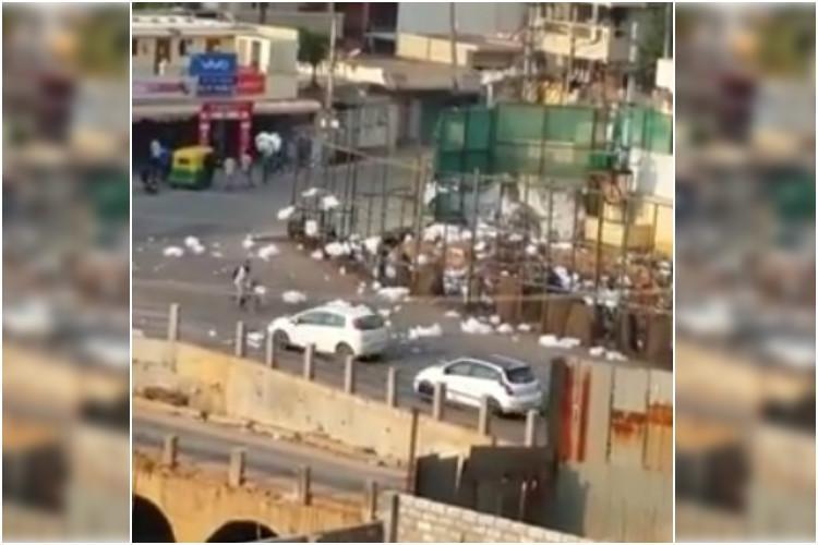 Video Days after NGT pulls up Karnataka government Bellandur lake froths up yet again