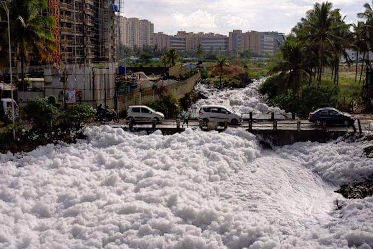 KSPCB orders closure of 30 polluting industries around Bellandur lake