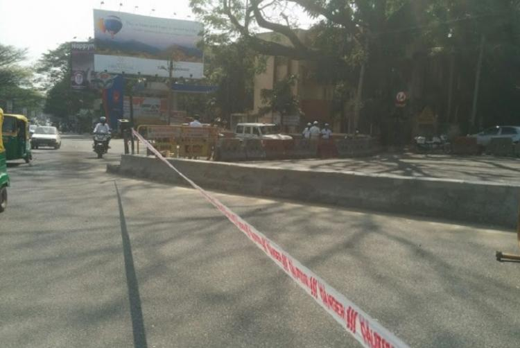 Bomb squad called after scare in Bengaluru police say no explosives found
