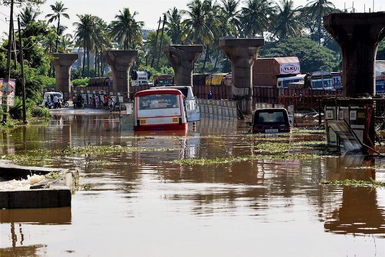 New record for Bengaluru 2017 is the citys wettest in 115 years also one of the deadliest