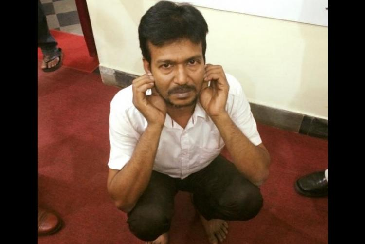Bengaluru journo catches 40-year old pervert clicking pics of girls creep arrested