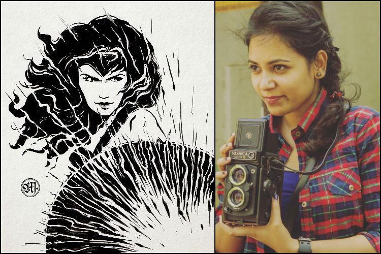 Meet the Bengaluru artist whose Wonder Woman wowed Warner Bros