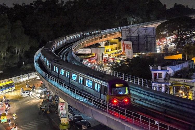 BMRCL adds another six-car train on Purple Line 3 more to come up in April