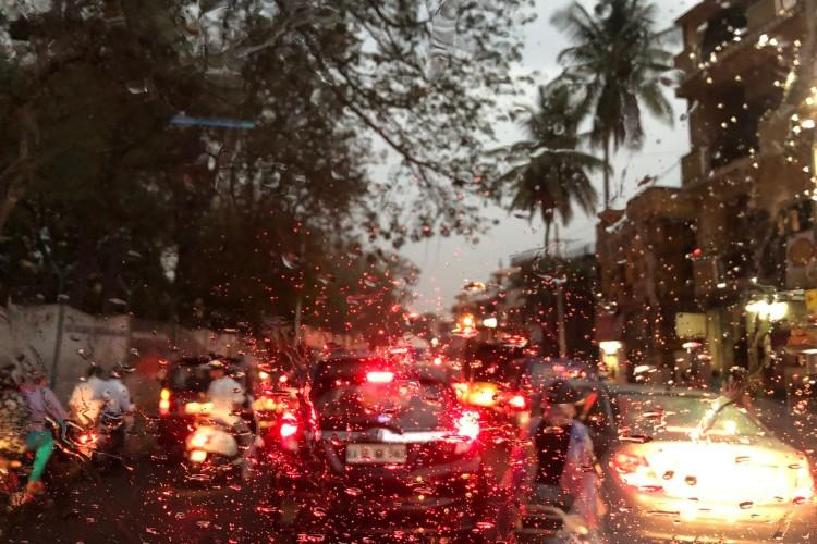 Bengaluru welcomes April showers break from punishing heat