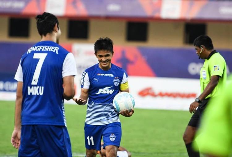 Bengaluru FC lifts first ever Super Cup by thrashing East Bengal