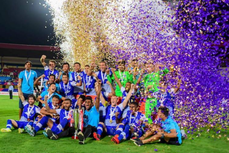 Chhetris brace helps Bengaluru FC win Hero Super Cup in style