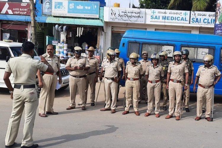 Karnataka remains peaceful post Ayodhya verdict