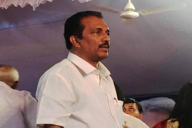 Willing to withdraw candidature because of KPCC chiefs reservations Kerala CM key aide