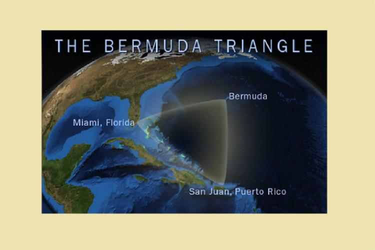 Mysterious disappearance of planes over Bermuda Triangle may finally be unravelled