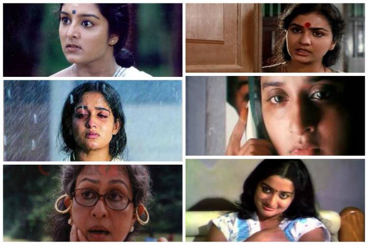 Video Women characters who rocked the Malayalam screen