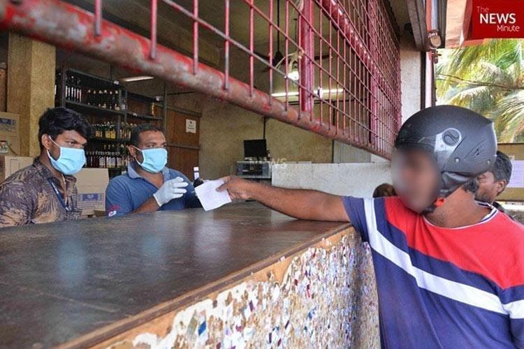 Alcohol withdrawal symptoms during lockdown Telangana Kerala tackle spike in cases