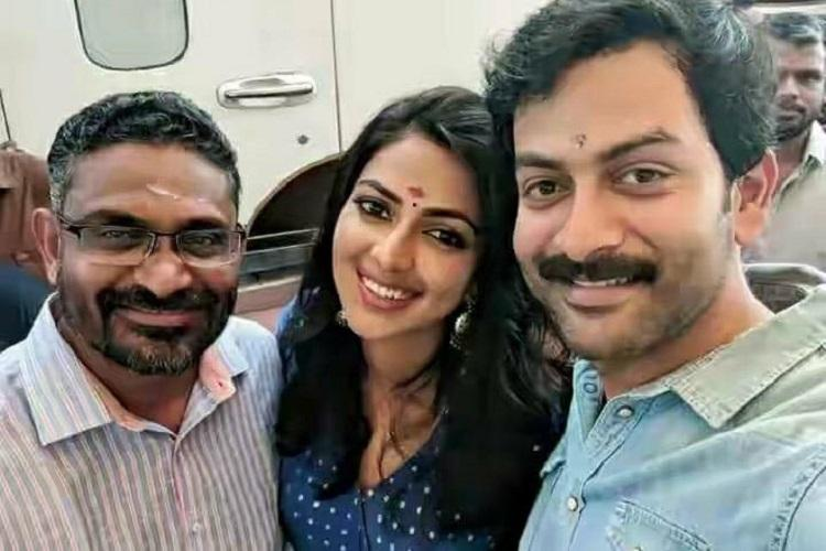 Prithvirajs Aadujeevitham will release only in 2020
