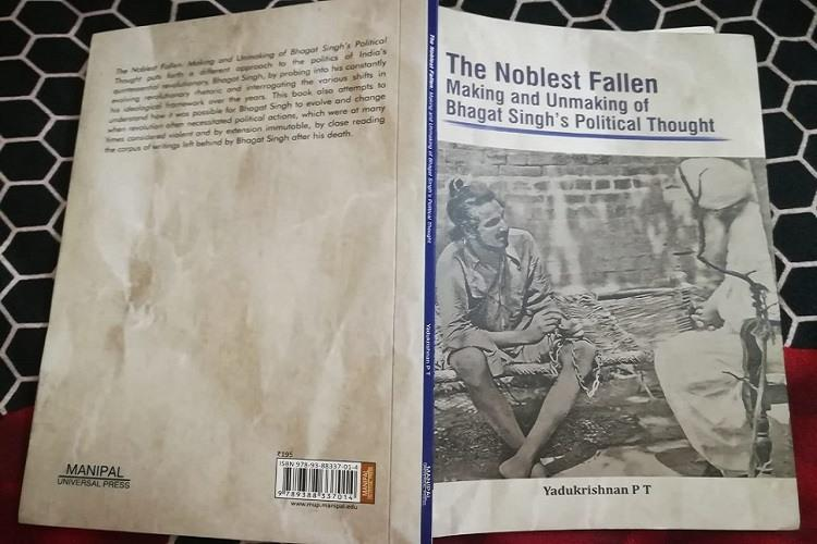 Understanding Bhagat Singh Kerala scholars book traces revolutionists changing ideas