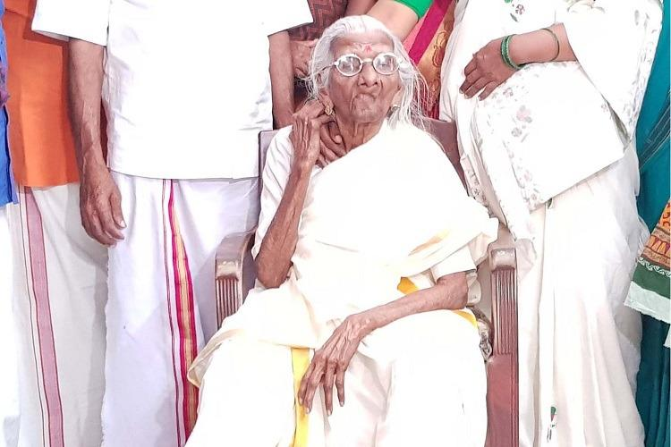 An inspiration PM Modi on Keralas 105-yr-old granny who cleared class 4 exam
