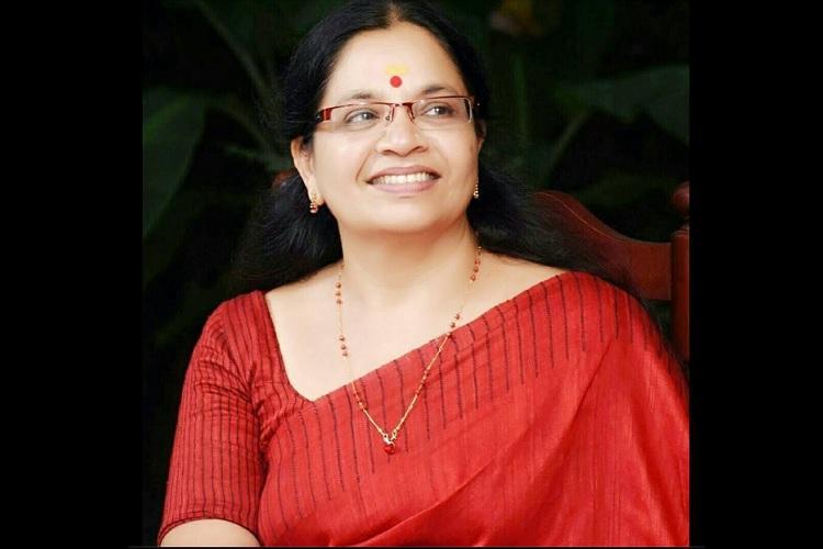 Will Bhagya Lakshmi host Kairali talk show anymore Not for now she tells TNM