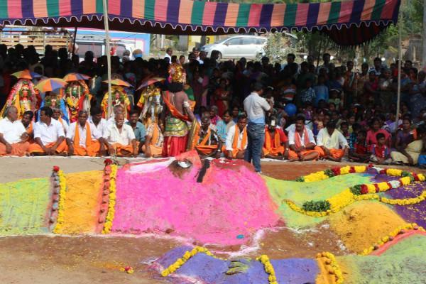 The Mahabharata calls the summer rains to this Krishnagiri village