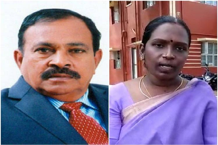 Bharathiar Univ VC booked He deliberately blocked my fellowship says Dalit woman