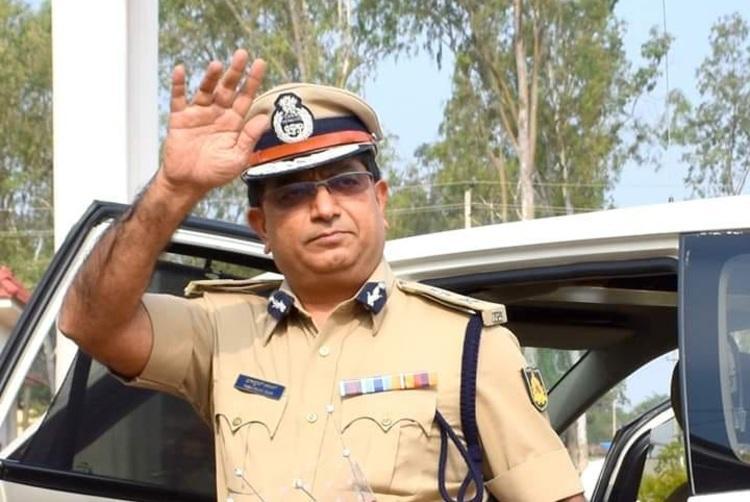 Bhaskar Rao appointed Bengaluru Police Commissioner Alok Kumar transferred