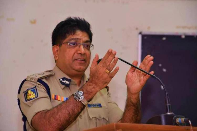 7000 security personnel deployed in Bengaluru on New Years Eve Commissioner Rao