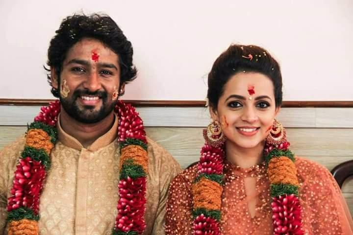 Wedding date for actor Bhavana and producer Naveen fixed