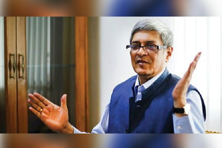 India long way off from ideal GST may not get there NITI Aayog member Bibek Debroy
